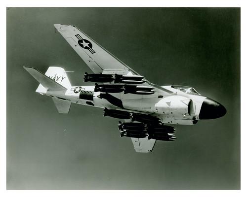 Navy Intruder A-6