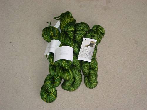 Tosh Worsted