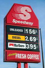 Speedway Monroe Ohio 11/23/2008