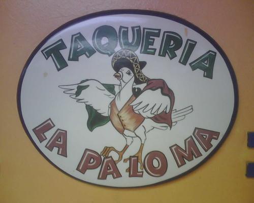 Taqueria La Paloma