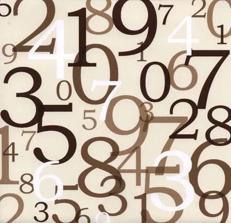 #113 Números, números, números
