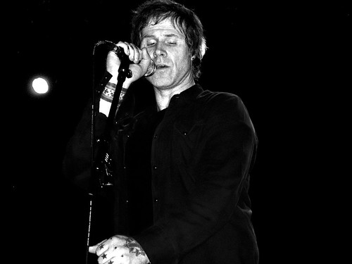 Mr Mark Lanegan