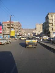 The streets of Sana'a (Mishu Mathu) Tags: yemen sanaa jemen