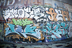 (deyes) Tags: urban art graffiti berkeley smoke jeb lords refone sixr