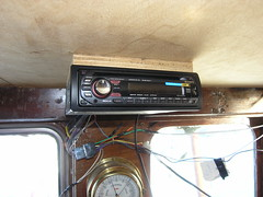 Radio installation