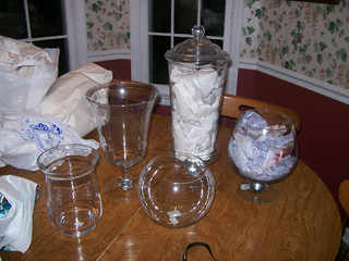 Candy Buffet Jars