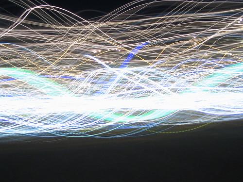 Osciloscopio nocturno