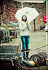 Is raining? (Manlio Castagna) Tags: umbrella vintage scotland dof bokeh harbour pioggia manlio crail castagna manliocastagna manliok simoma thisismetaggingyou