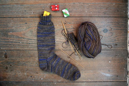 knitting for christmas