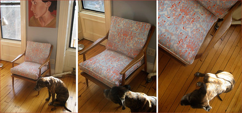 Spoonflower reupholstered chair2