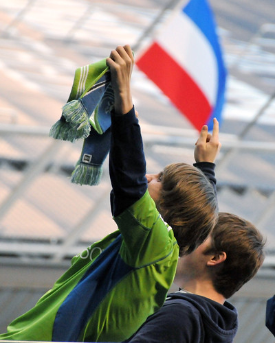 Sounders + Seattle + France
