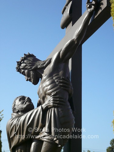 Jesus On A Cross