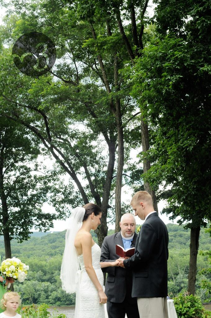 Wedding, Kim & Matt