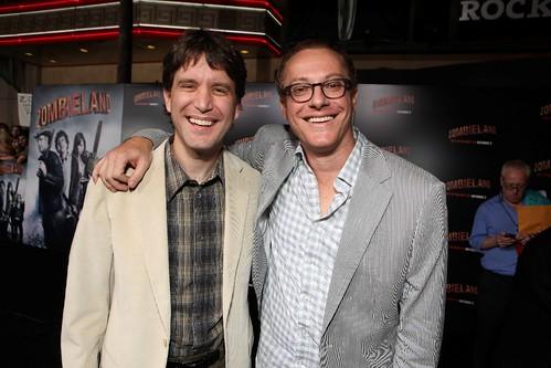 Zombieland Rhett Reese y Paul Wernick