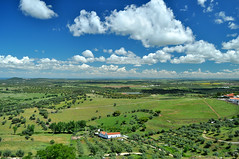Arraiolos - floating clouds! (Turist of the World) Tags: travel portugal campo alentejo mygearandme mygearandmepremium