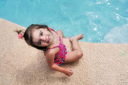 pool baby