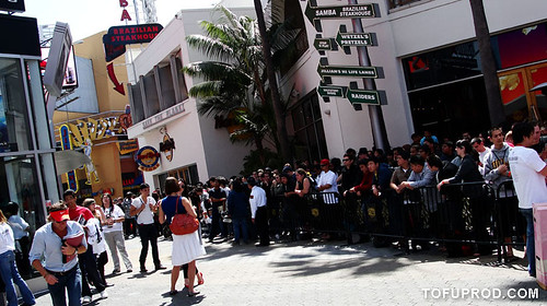 Hideo Kojima Signing at Universal City Walk