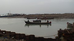 Fao Fishing Port, Iraq