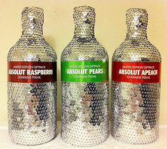 Absolut Masquerade silver flavors (BenditaVodka) Tags: silver absolut masquerade flavors cases especiais garrafas edies