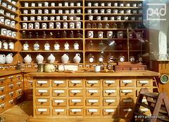 little pharmacy (photos4dreams) Tags: shop vintage miniature model klein bottles pharmacy pills modell drawers spielzeug apotheke apotheker regale pharma schubladen photos4dreams photos4dreamz p4d gefässe apothekergefässe