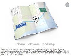 iPhone Software Roadmap