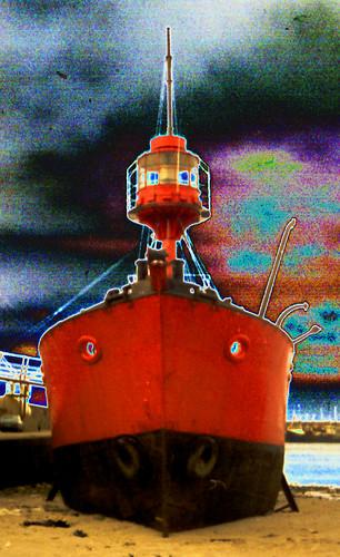 Lightship Guillemot Kilmore