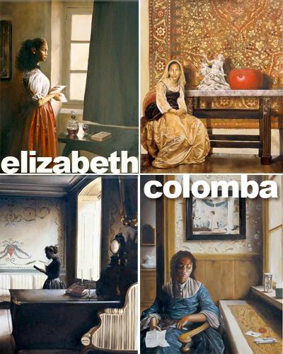 Art Tart: Elizabeth Colomba