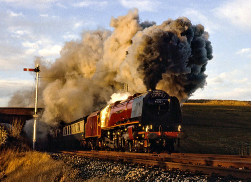 46229 at Kirkby Stephen (geoffspages) Tags: geotagged railway steam uksteam geo:lon=2369716 geo:lat=54455539