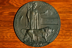 WWI Medallion