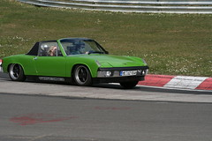 Porsche 914 (www.nordschleife-video.de) Tags: auto cars car race germany deutschland racing eifel vehicles porsche vehicle autos motorsport 2007 rheinlandpfalz porsche914 914 nordschleife nrburgring sportwagen schwalbenschwanz grnehlle touristenfahrten