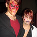 halloween devil & zombie
