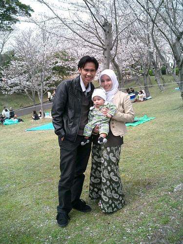 < ?? - Sakura Picnic 2008 > & < Ideal Weight Dilemma >