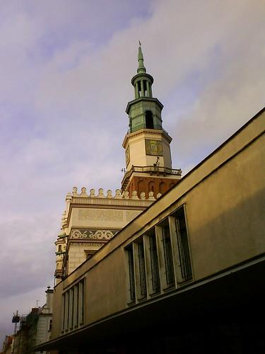 town hall Poznan