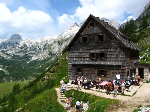 Monte Triglav (2864m). Alpes Julianos, 2006