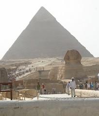 Giza, Egypt (•• FedericoLukkini ••) Tags: travel sphinx egypt pyramids giza personalbest chefren