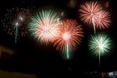Fireworks! (jmven) Tags: viaje del canon rebel fireworks venezuela margarita cristo fuegos artificiales buen mosquera pampatar xti 400d