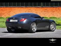 Maserati Gransport Carrozzeria Coupe Superleggera A8GCS Berlinetta 2008 (Syed Zaeem) Tags: wallpaper cars car wallpapers 2008 coupe maserati berlinetta gransport superleggera carrozzeria getcarwallpapers a8gcs