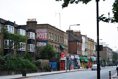 Picture Post (maggie jones.) Tags: london brixton lambeth johnbull picturepost ghostsign stockwell newsagents stockwellroad brickad stockwellrd ga00021 mediacinemaentertainment