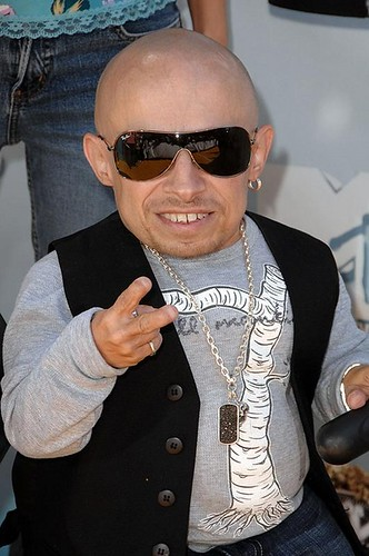 Verne Troyer Mtv movie 2008