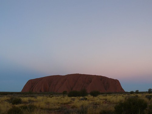 Australie : Uluru #10