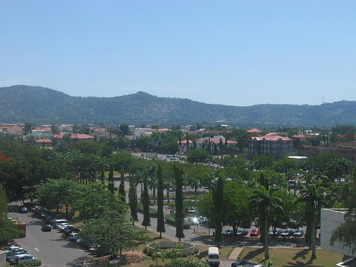 Abuja skyline, Nigeria