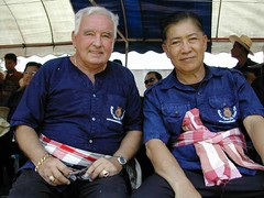 The Governor of Udon Thani. (ronvalboy) Tags: people udon thani issan