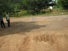 Start of ghat road 1