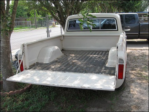 'Used popup campers for shortbed pickups' :: '1993 chevy ...