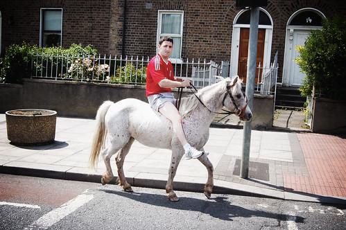 Manor Street - Smithfield Horsefair