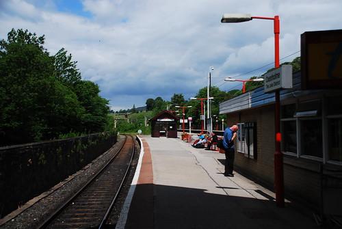 オクセンホルム駅