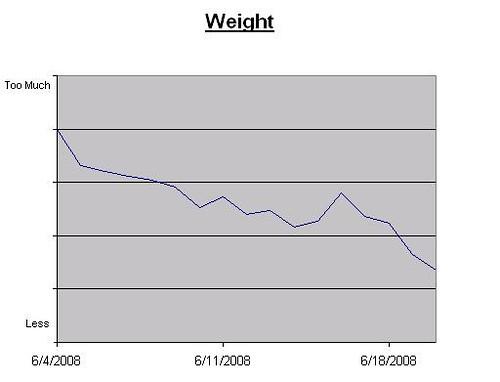 20080620: Weight Graph so Far