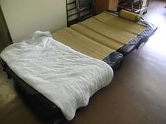 折畳式簡易ベッド