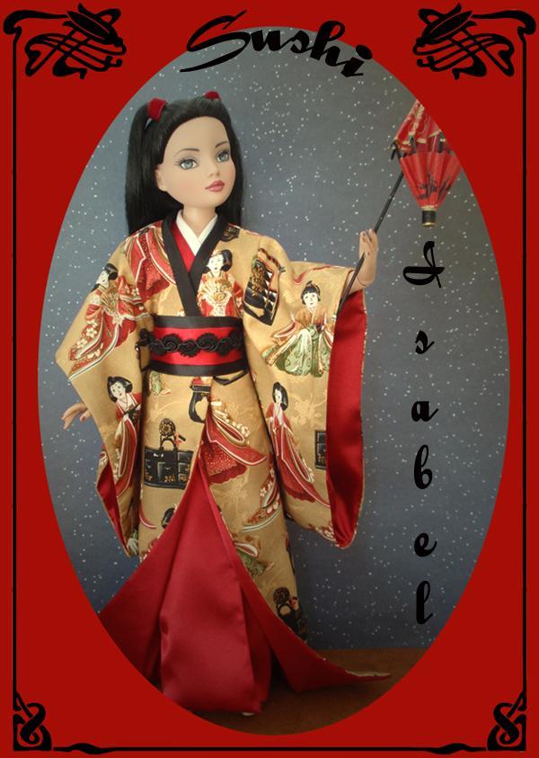 Sushi, défilé de kimonos 2646478895_c40e62c082_o