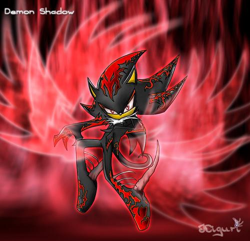 Personajes de Sonic x Endemoniados Pegate una Ojiadita